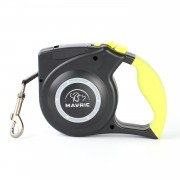 LED Light Safe Retractable Light Up Dog Leash 360° Tangle-Free Eco-Friendly Materials