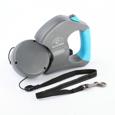Tangle Free Retractable Dual Dog Leash Easy 2 Dogs Walking Automatically Untangled Mechanism