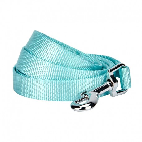 Swivel Clasp Increased Freedom Small Dog Leash Nylon Flat Strap Durable