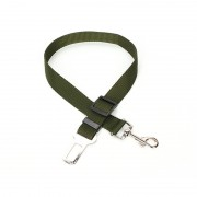 Heavy Duty Reliable Control Dog Seat Belt Harness Essential Protection Rust Resistant