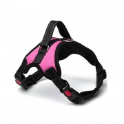 Adjustable Tactical Dog Harness with Quick Release Buckle