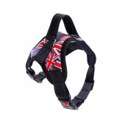 Elegant Printing Tactical Dog Harness with Premium Material for Consistent Use
