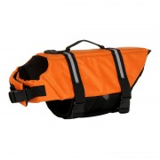 Quick Release Adjustable Dog Life Jacket Float Coat for Maximum Safety