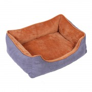 Bolster Dog Bed Comfortable Nest with Elegant Design to Decor Your Home