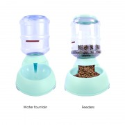 Automatic Dog Water Bowl Versatile Design for Convenient Feeding Food and Water