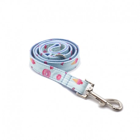 Macaron Color Dog Training Leash Ideal Choice for Dogs Easy Walk with Soft Handle