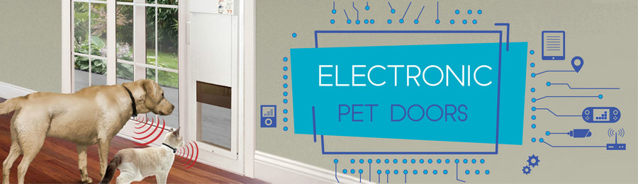 Electronic Pet Doors